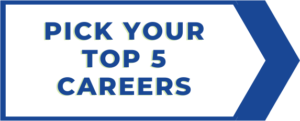 pick your top 5 careers